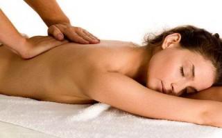 Правила массажа при остеохондрозе в поясничном отделе позвоночника