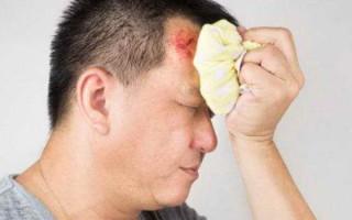 Причины и симптомы сдавления головного мозга