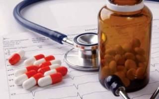 Эффективные лекарства от инсульта головного мозга