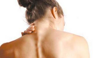 Шейный остеохондроз и артериальное давление – возникновение и лечение