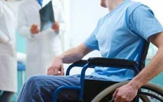 Дается ли инвалидность при остеохондрозе