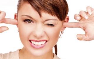 Шум в ушах при ВСД: причины, что делать