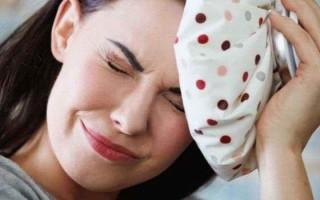Особенности симптомов и способов лечения мигрени