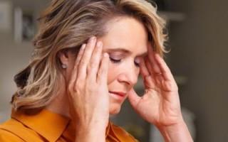 Головная боль при ВСД: причины, симптомы, лечение