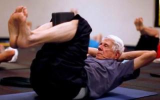 Какие нужны физические упражнения при болезни Паркинсона