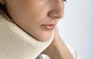 Преимущества использования корсета для шеи при остеохондрозе: все «за» и «против»