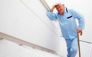Вертебро — базилярная недостаточность на фоне шейного остеохондроза