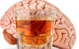 Можно ли употреблять алкоголь при сотрясении мозга?