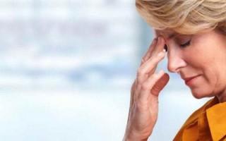 Лечение, профилактика головокружения после инсульта