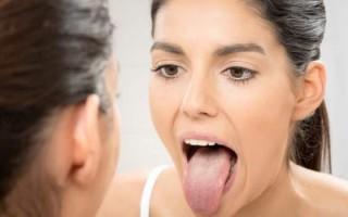 Немеет язык: причины, сопутствующие симптомы, лечение