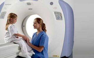 Как правильно выполнять для ребенка КТ головного мозга