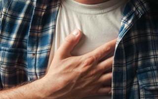 Боль в грудине при остеохондрозе: причины, сопутствующие симптомы, лечение