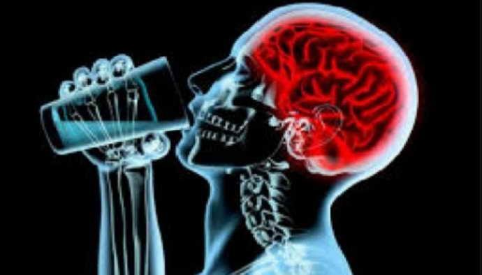 Особенности воздействия алкоголя на мозг при сотрясении
