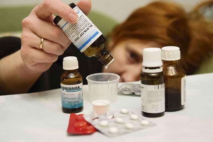 лекарства при сотрясении мозга