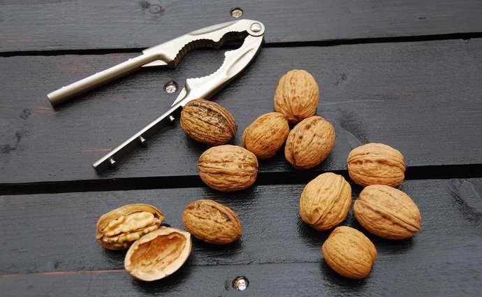 Плоды грецкого ореха от атеросклероза