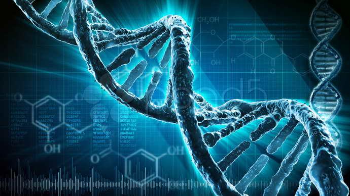 Отклонений на генетическом уровне атрофии