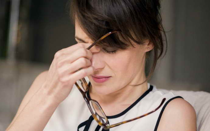 Персистирующая аура при мигрени