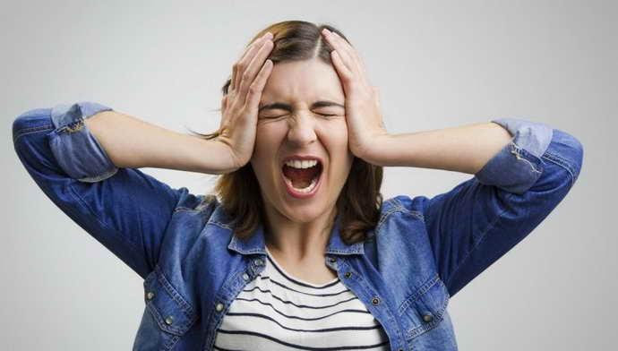 Постоянные стрессы при мигрени