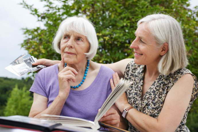 Клиническая картина болезни Альцгеймера