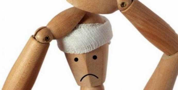 Сотрясение мозга симптомы лечение дома