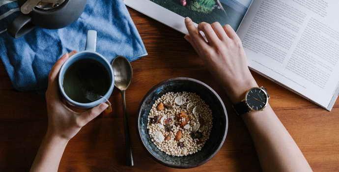 Диета при мигрени — принципы правильного и сбалансированного питания