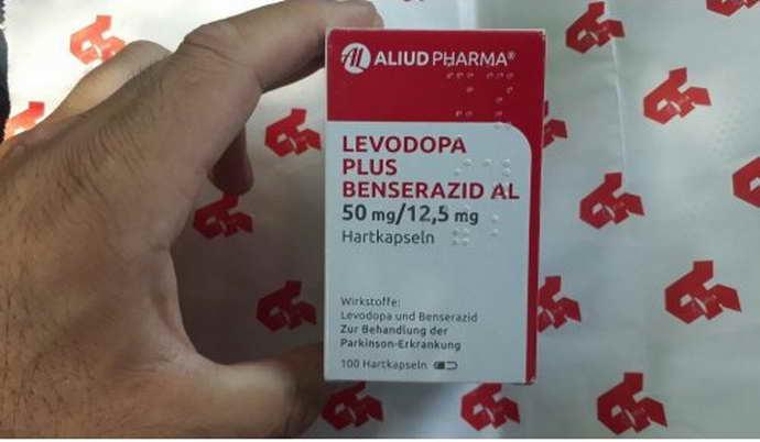 Лечение болезни Паркинсона проводится Леводопой