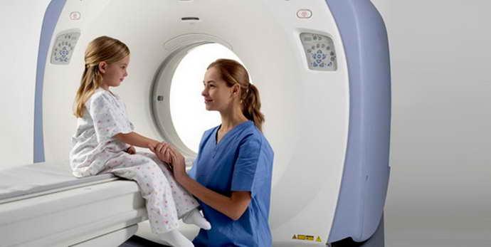 Компьютерная томография детям