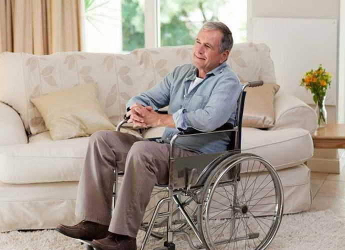 Вторая группа инвалидности при болезни паркинсона
