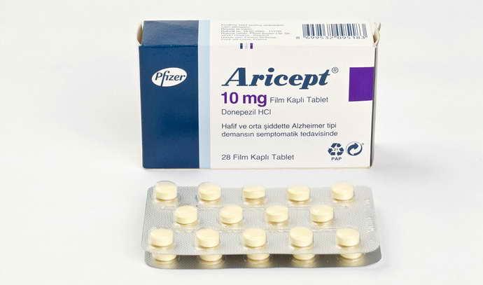Арисепт при альцгеймере