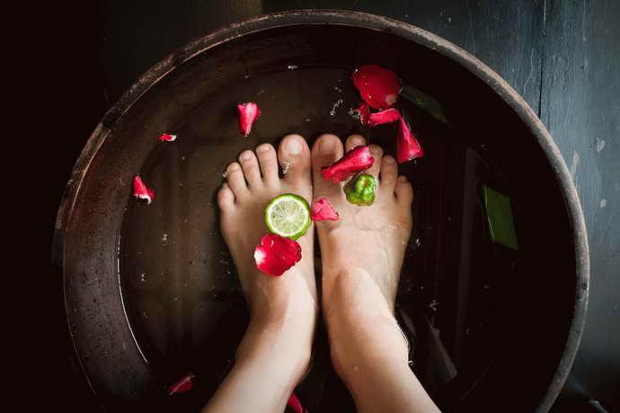 ванночки для ног при паркинсоне