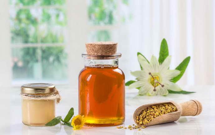 Мед и другие продукты пчеловодства о рассеянного склероза