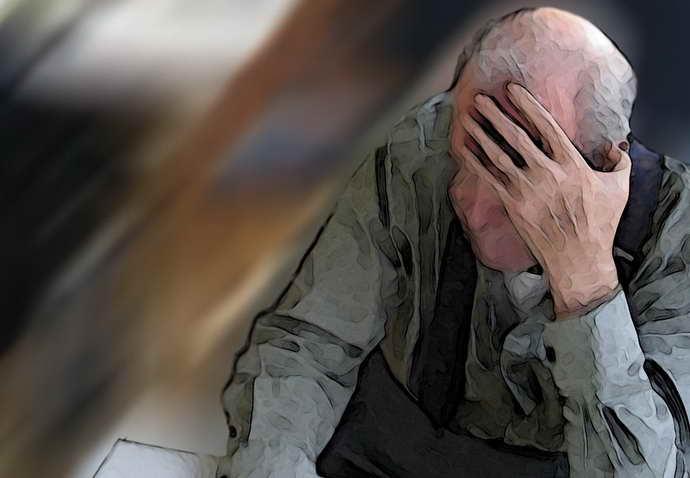 сотрясение у пожилых