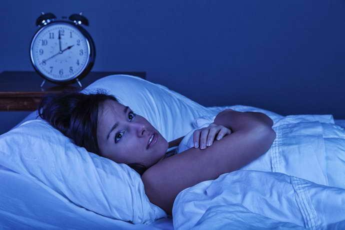 нарушение качества сна при легком сотрясении