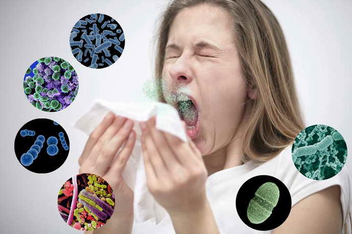 Бактериальная форма менингита