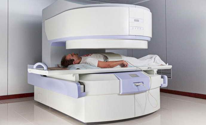 Магнитно-резонансная томография менингита