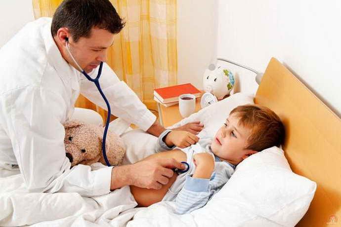 обследование на менингит удетей