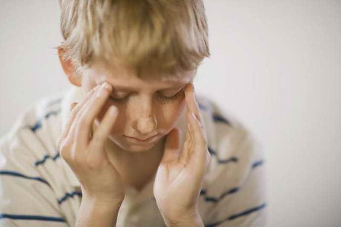 Головные боли у детей