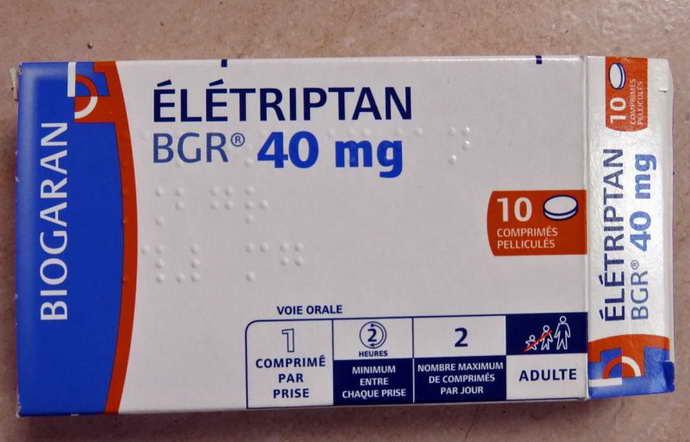 Назначение триптанов от мигрени при месячных