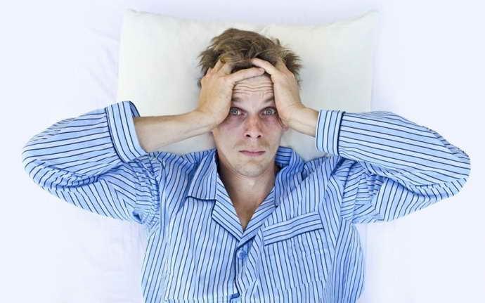нарушение сна при нарушении мозгового кровообращения