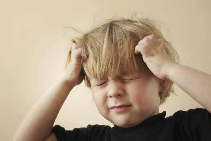 Клиническая картина сотрясения мозга у детей