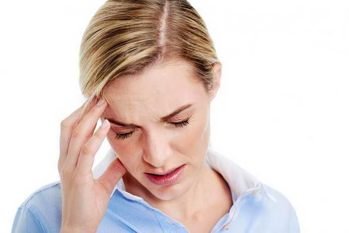 Клиническая картина при сотрясении мозга