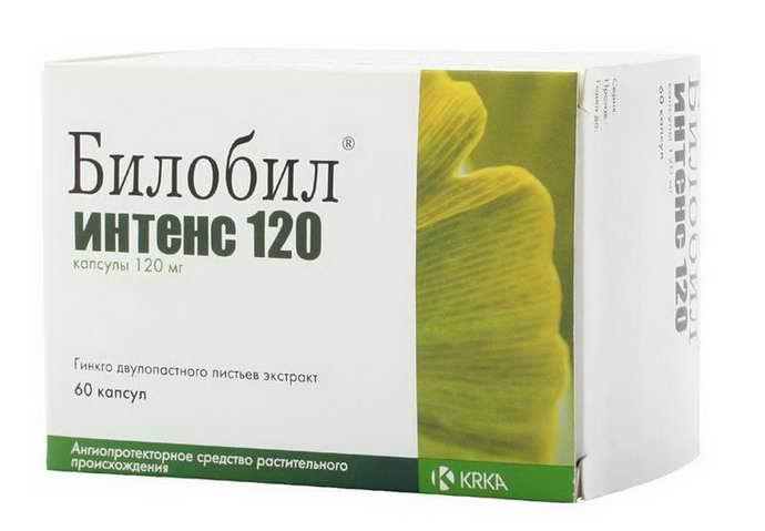 Лекарства с растительными компонентами