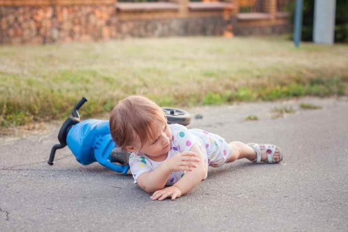 Зрачки являются прямым свидетельствомсиндрома детского сотрясения