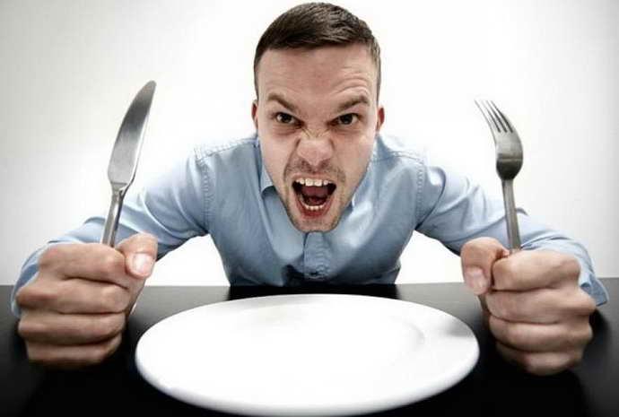 Когда появляется мигрень от еды