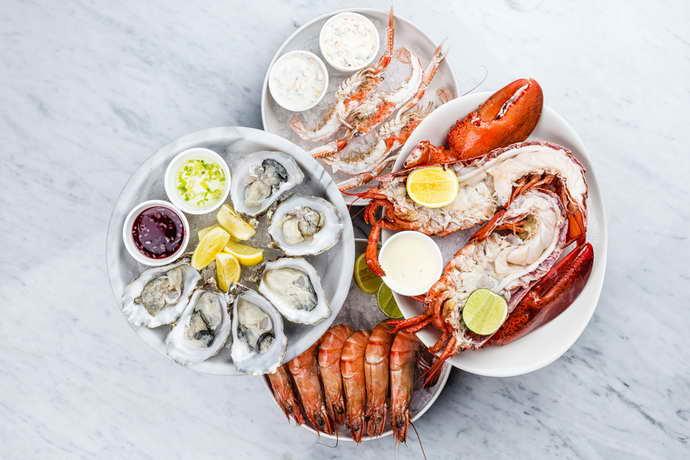 Морепродукты и мигрень