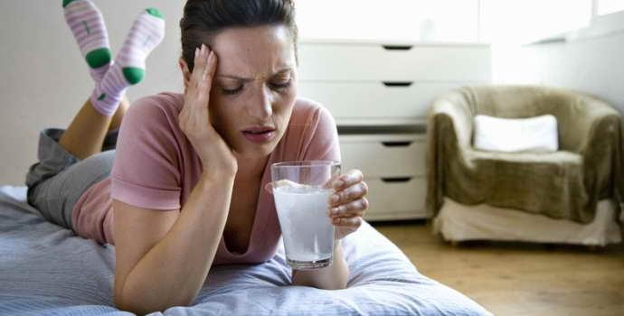 Какие продукты могут провоцировать мигрень