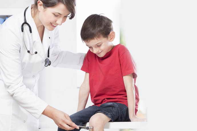 Рассеянный склероз у детей осмотр