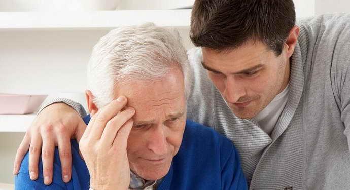 старческий склероз как распознать