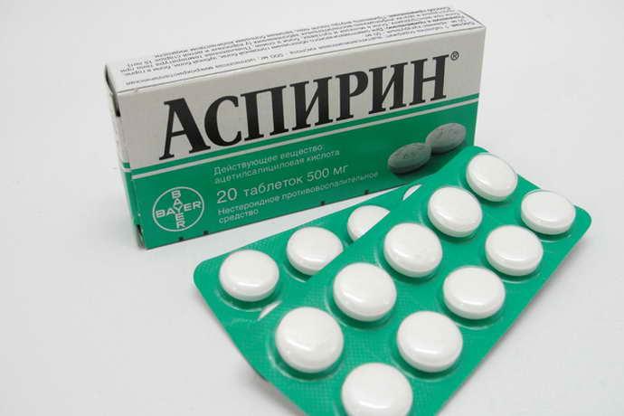 Препараты при слабых болях мигрени