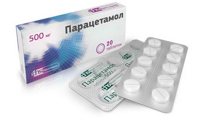 Парацетамол от мигрени
